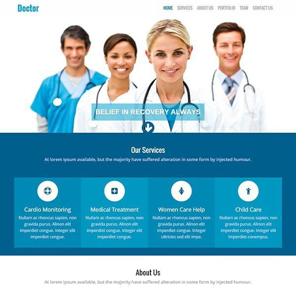 30+ Best Free Bootstrap HTML5 Website Templates