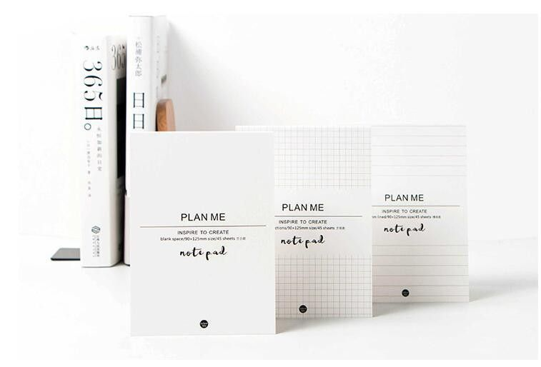 Aliexpress.com : Buy Plan Me Brief Theme Pocket Memo Paper Pad 9 ...
