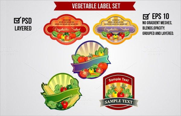 17+ Product Label Templates - Free PSD, AI, Vector, EPS Format ...
