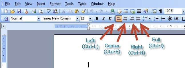 Basic Formatting in Microsoft Word - Intermediate Users Guide to ...