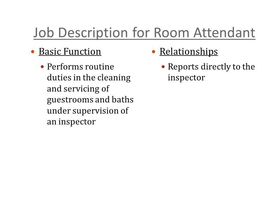 Housekeeping structure - ppt video online download