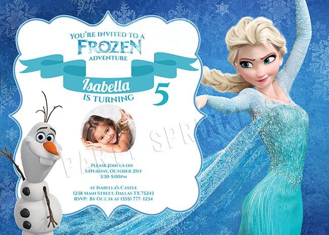 A3-Frozen-Elsa-Birthday-party-Invitation-sample.jpg (650×464 ...