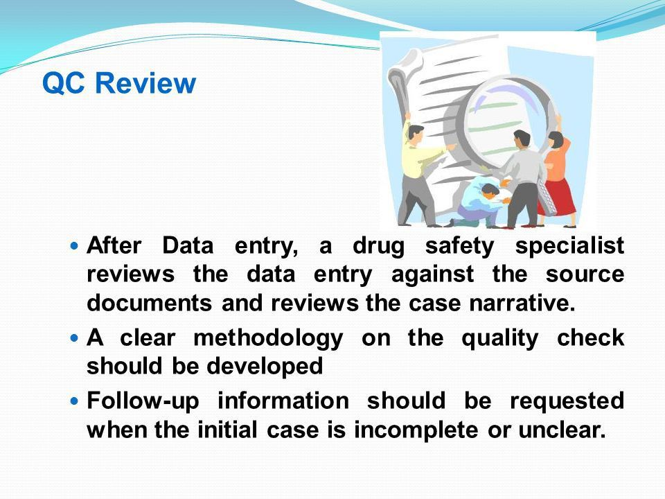 Data Management in Pharmacovigilance - ppt video online download