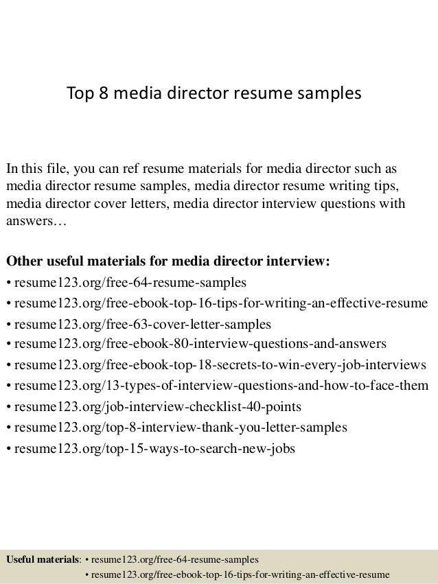 top-8-media-director-resume-samples-1-638.jpg?cb=1428369673