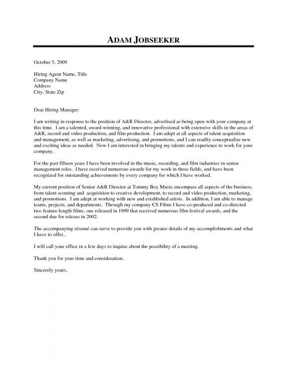 Accounts Payable Cover Letter | Cover Letter Database. Accounts ...