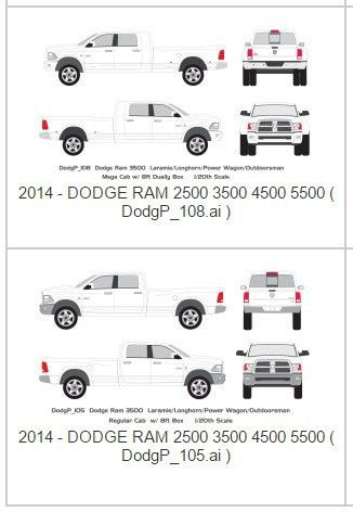 Wholesale Vehicle Wrap Printing Blog | Dodge Ram 2500 Vehicle Wrap ...