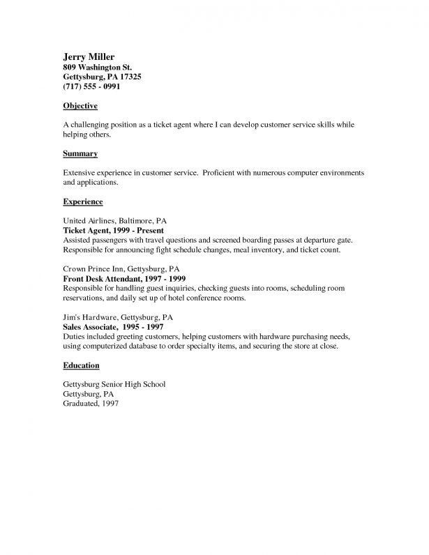 Curriculum Vitae : How To Write A Resume For Teaching Job Usmc ...