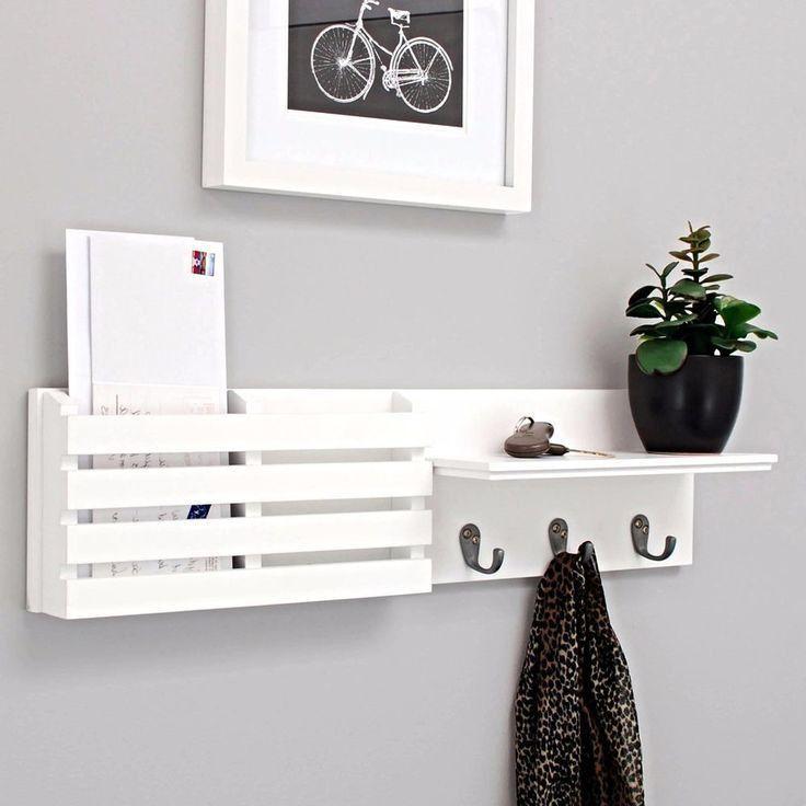 Best 25+ Letter holder ideas on Pinterest | Wooden key holder ...