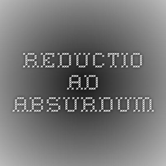 25+ bästa Reductio ad absurdum idéerna på Pinterest   Filosofi