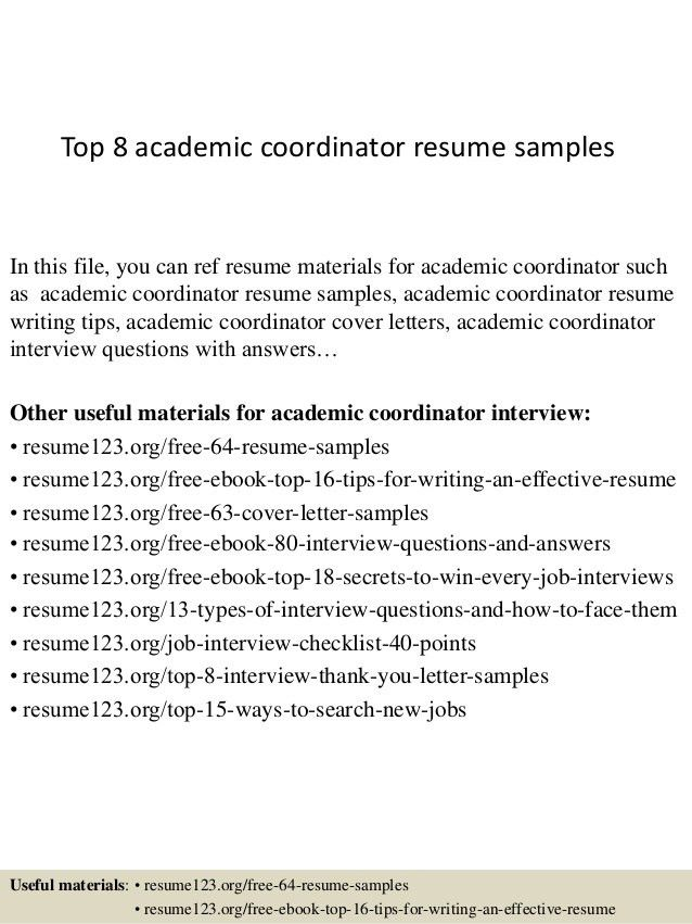 top-8-academic-coordinator-resume-samples-1-638.jpg?cb=1428136928