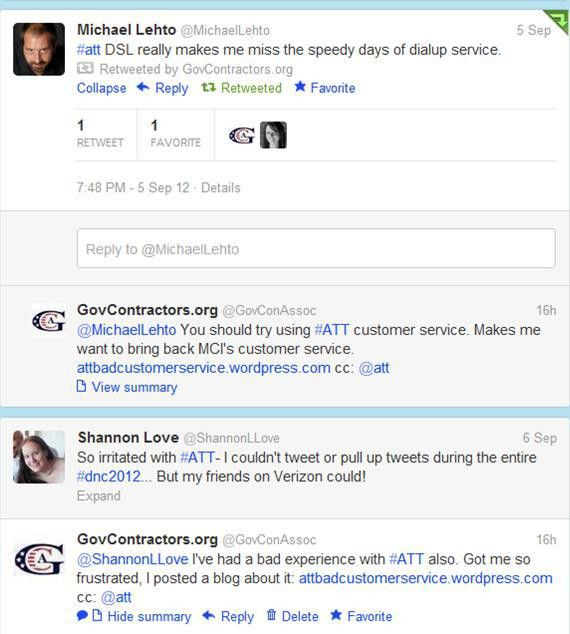 attbadcustomerservice | Bad Customer Service with ATT