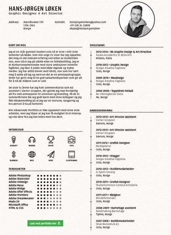 adobe resume template 50 beautiful free resume cv templates in ai