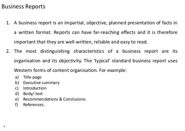 5 College Application Topics about Business report writing