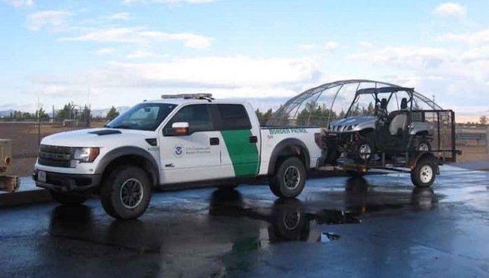 Will the Border Patrol get 2017 Ford F-150 Raptors? - Ford-Trucks.com