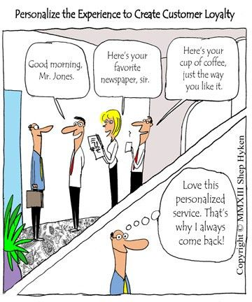 Personalize Customer Service to Create Amazing Customer ...
