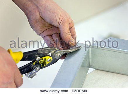 Berlin, Germany, trained as a drywall installer Stock Photo ...