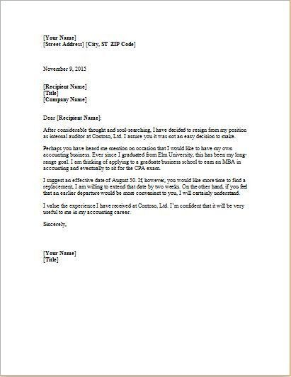 The 25+ best Standard resignation letter ideas on Pinterest ...