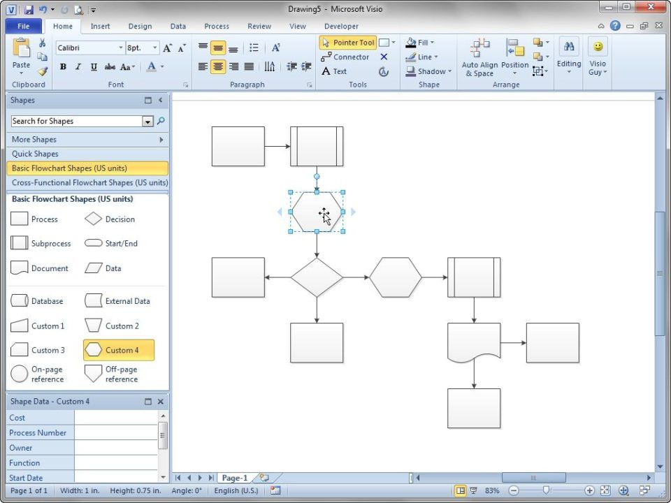 Microsoft Office Flowchart Template. create a flow chart in word ...