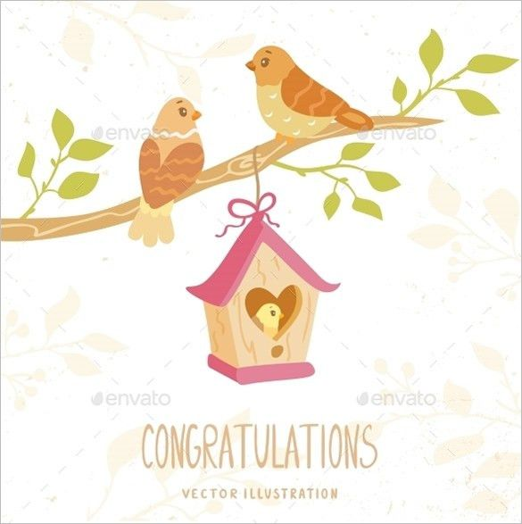 Congratulations Card Template - 24+ Free Sample, Example Format ...