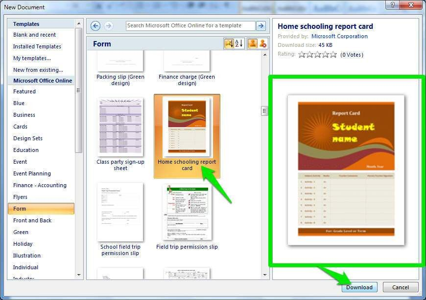 How To Use Templates in MS Word | Ubergizmo