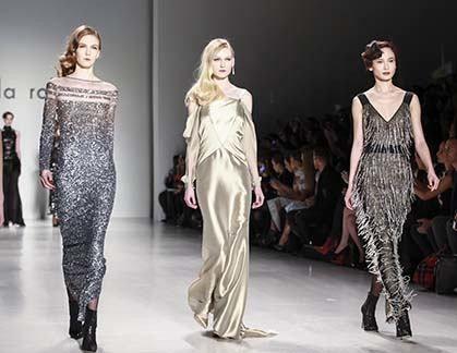 New York Fashion Week: Kicks Off | All Art Schools Fashion Design