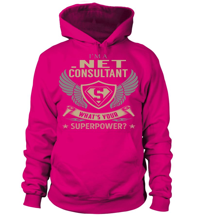 Net Consultant Superpower Job Title T-Shirt | CropShirts