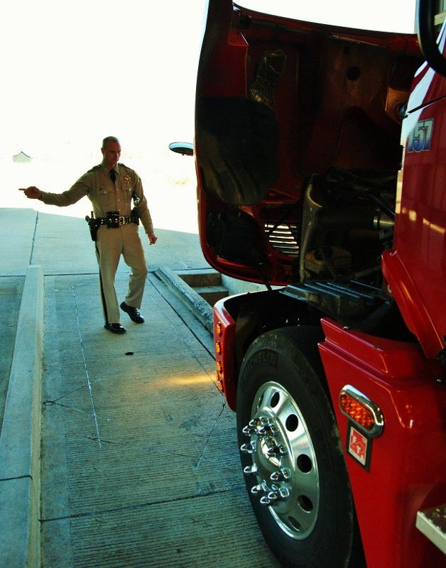 Roadcheck 2015 inspection spree set for next week, here's CVSA's ...