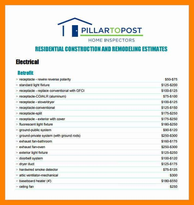Sample Construction Proposal Forms - 7+ Free Documents In Pdf ...