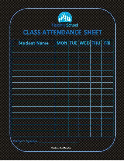 The 25+ best Attendance sheets ideas on Pinterest | Teacher ...