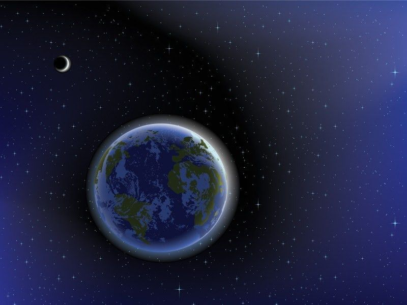 space - Free PPT Backgrounds