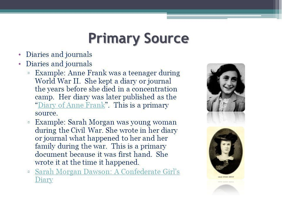 """Bell-Ringer What is meant by a """"primary source""""? - ppt video ..."""