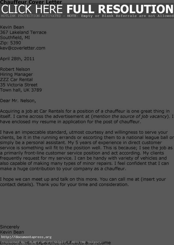 Great Closing Statement Cover Letter - Compudocs.us
