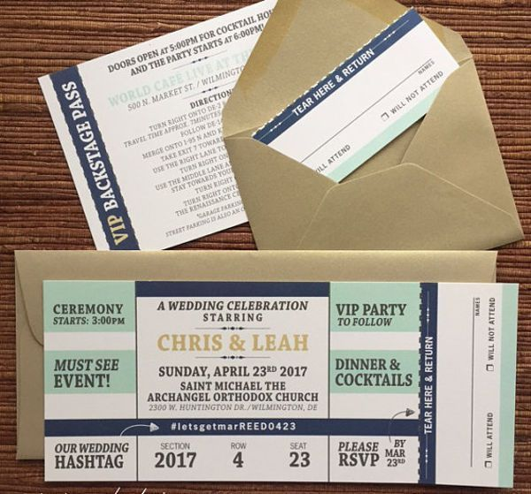 9+ Ticket Envelope Templates - Free Printable Word, PSD, PDF ...