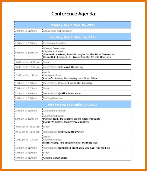 Word Agenda Template.Conference Agenda Template.png | Scope Of ...