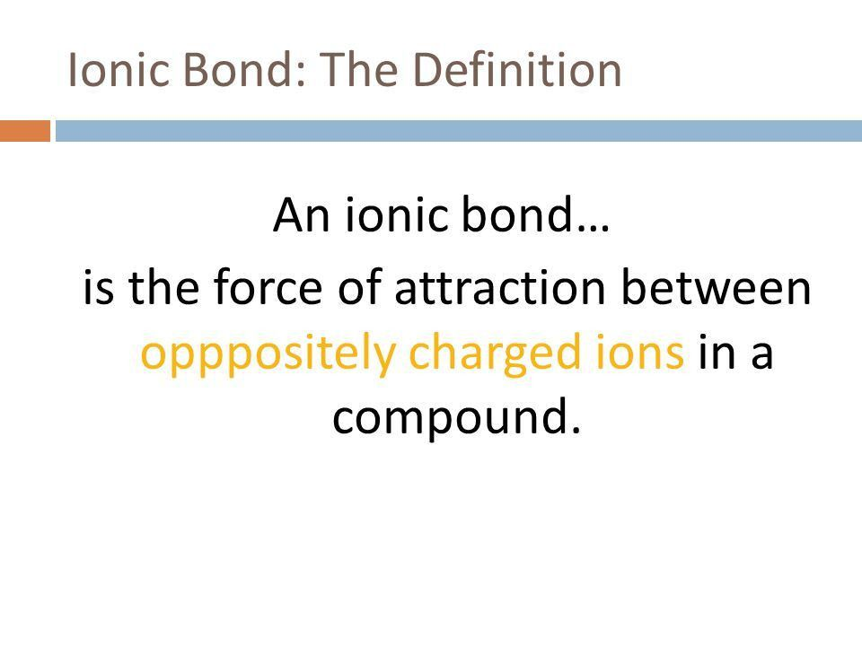 Chemical Bonding. - ppt video online download