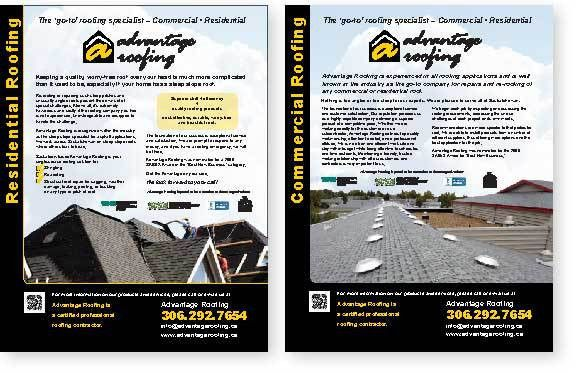 dblack.communications - Advantage Roofing