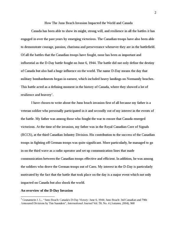 Juno character essay