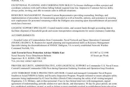 engineer sample resume navy nuclear engineer sample resumeml navy ...