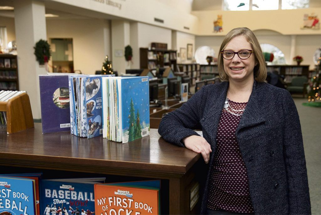 Meet our New Head Children's Librarian, Jen Farmerie - Sewickley ...