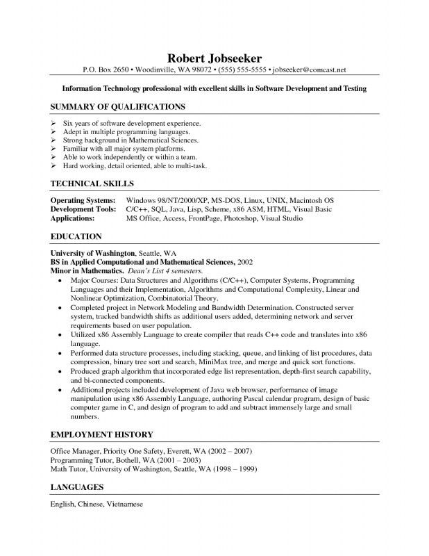 Entry Level Medical Billing And Coding Resume - The Best Of Magic ...
