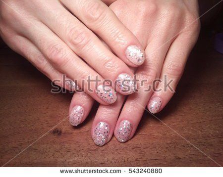 Manicurist Job Done Perfectly Well The Customer Is Satisfied With ...