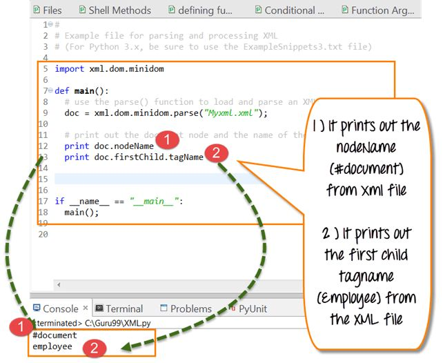 XML Parser Tutorial: Create & Read XML with Examples