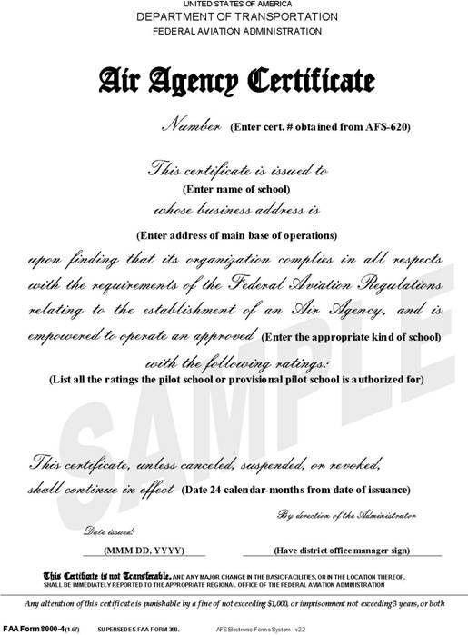 Conformity Certificate Template. Export To Africa - Export To ...