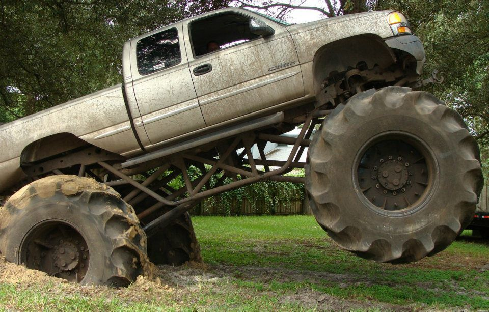 Mud Truck With Big Tires Craigslist Autos Post