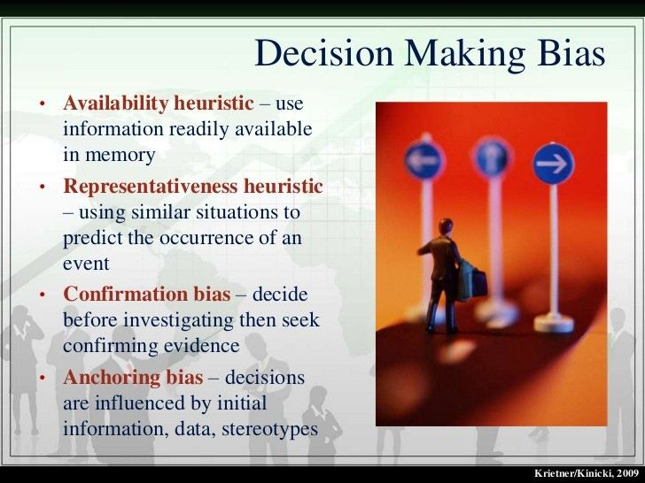 OB - Decision Making