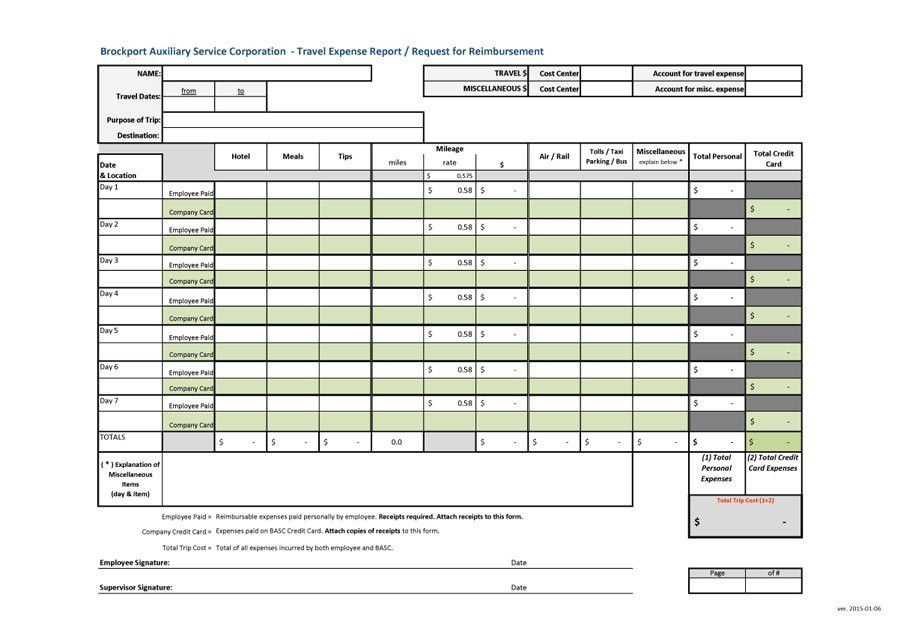 Expense Sheet. Family Expense Sheet With Monthly Household Budget ...