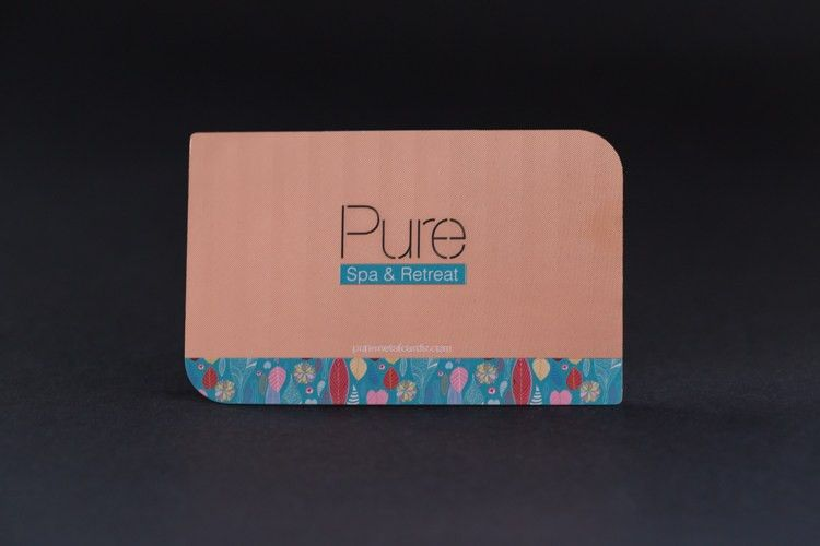 Be Creative with Copper Metal Cards