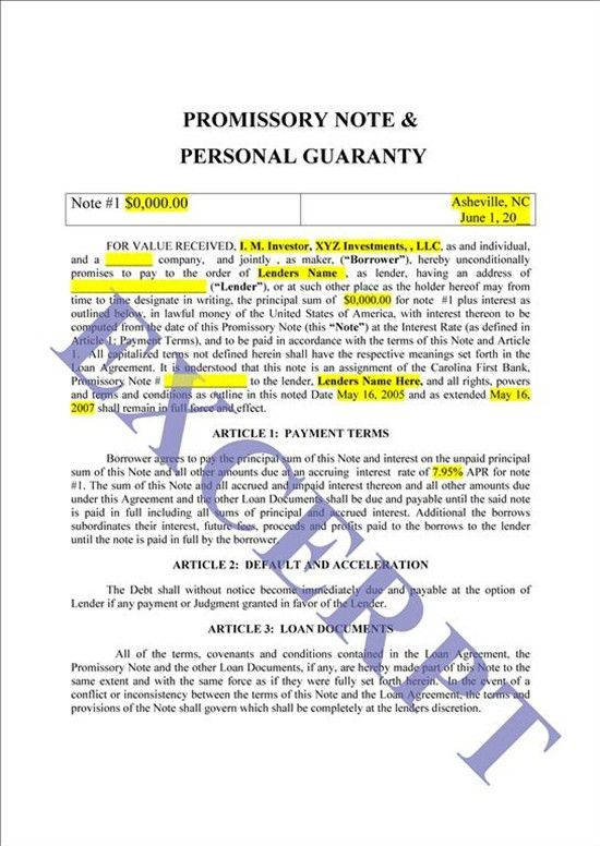 Captivating Personal Guarantee Form. Downloadable Personal Guarantee Form .