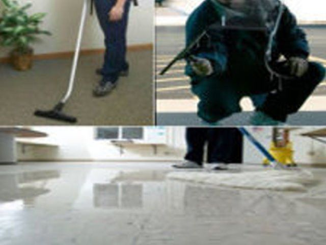 Merger Mart - Commercial Cleaning