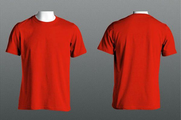 50+ Free High Quality PSD & Vector T-Shirt Mockups